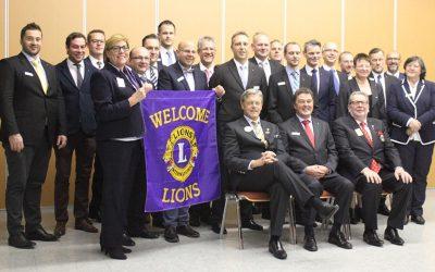 Lions Club Haiger neu gegründet